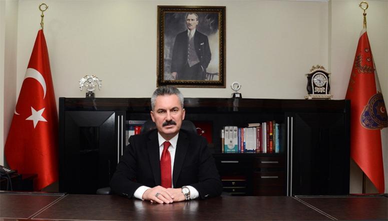 Van Emniyet Müdürü Karabağ'dan, bayram mesajı...