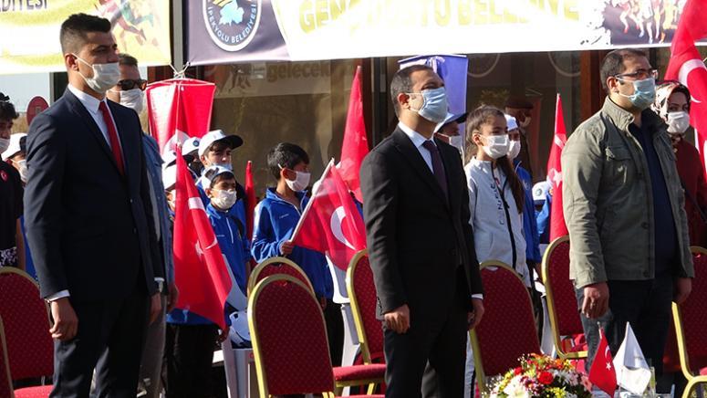 İpekyolu'nda Cumhuriyet Bayramı çeşitli etkinliklerle kutlandı
