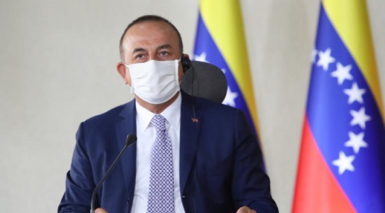 Çavuşoğlu: Türkiye, Venezuela'nın iyi ve kötü gün dostudur