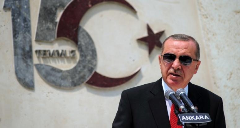 Erdoğan'dan, 15 Temmuz'u küçümseyenlere net mesaj…