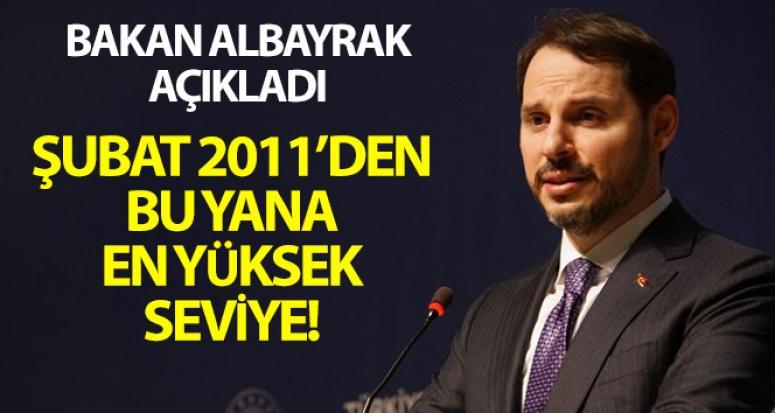 Bakan Albayrak: 'Bu tarihi bir dönem noktası'