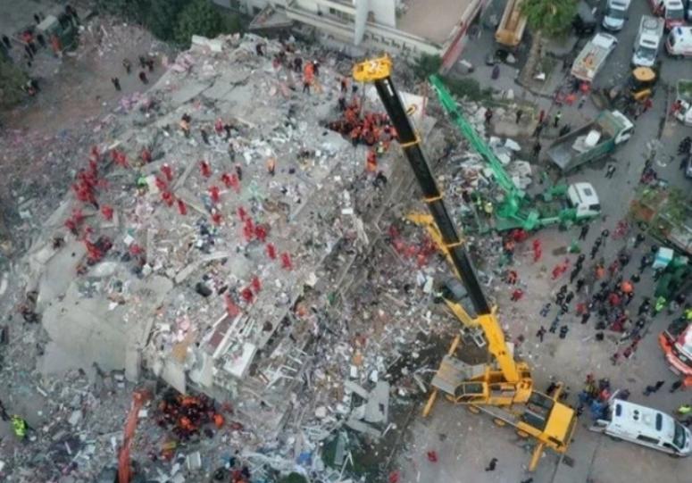 Depremde can kaybı artıyor