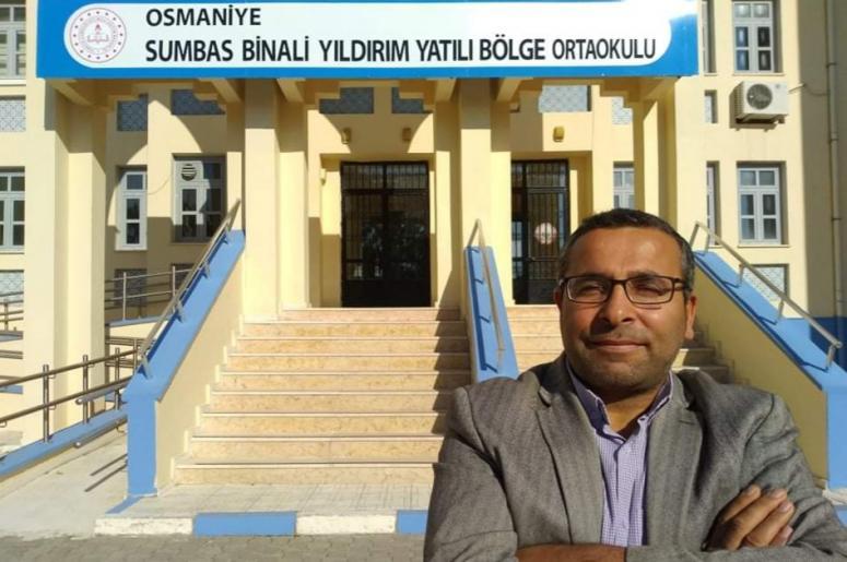 Vanlı öğretmen Osmaniye'yi temsil edecek