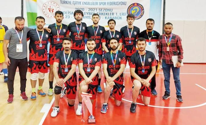 Van'ın sessiz adamları Türkiye ikincisi oldu