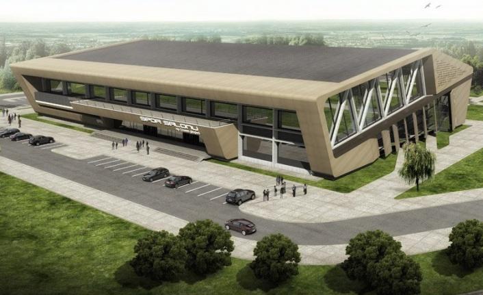 500 seyircili spor salonu yaptırılacak