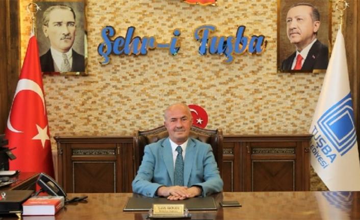Başkan Akman'dan, Babalar Günü mesajı...