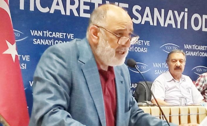 Başkan Şahin; Emekli sorunu  siyasi malzeme haline getirilmemeli