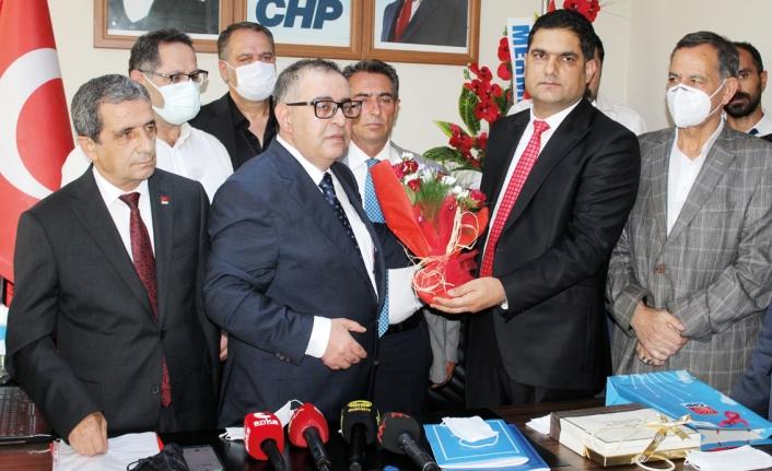 Başkan Kurukcu: Partiyi borçsuz devrettik