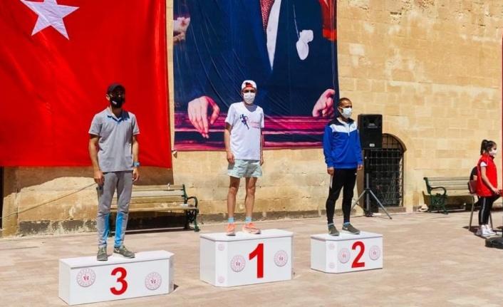 Çaldıran Belediyesi sporcularından Türkiye birinciliği