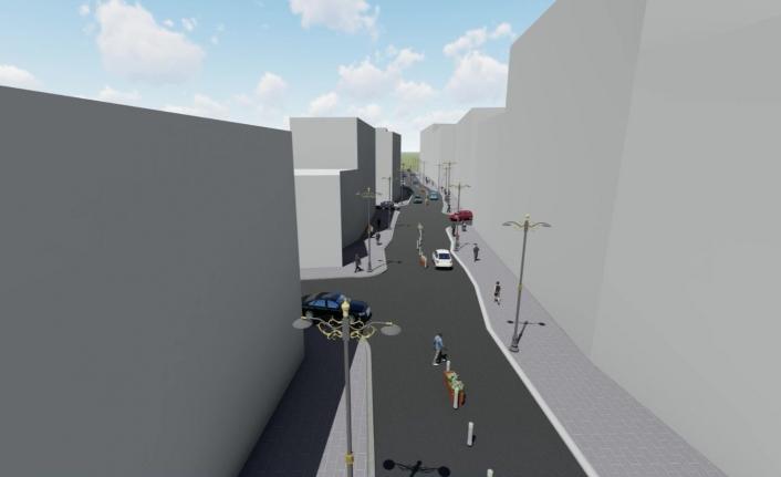 İpekyolu'nda prestij sokak sayısı artıyor