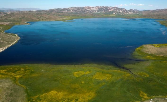 Keşiş Gölü ekoturizme açıldı