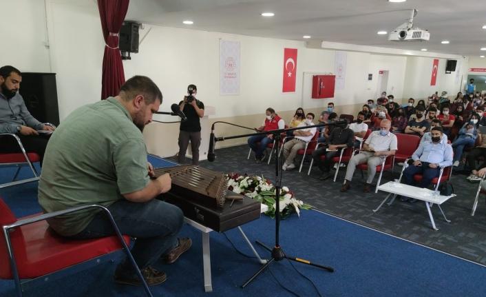 Müzisyen Anar, Vanlı gençlere başarı öyküsünü anlattı