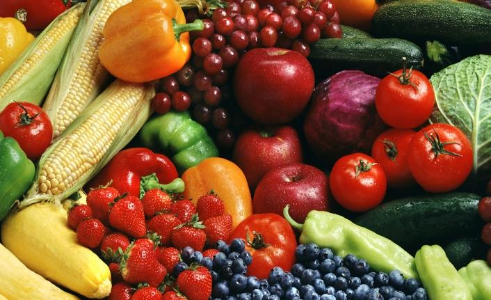 Sebze ve meyve satın alınacak