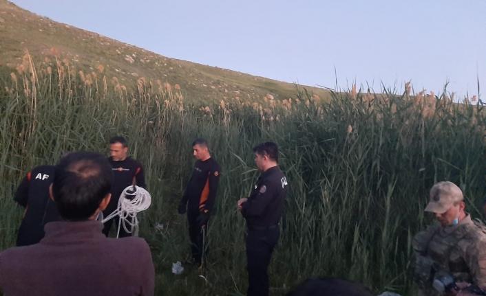 Van'da gölete düşen göçmen hayatını kaybetti
