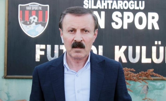 """Yenitürk: """"Vanspor'un güç birliğine ihtiyacı var"""""""