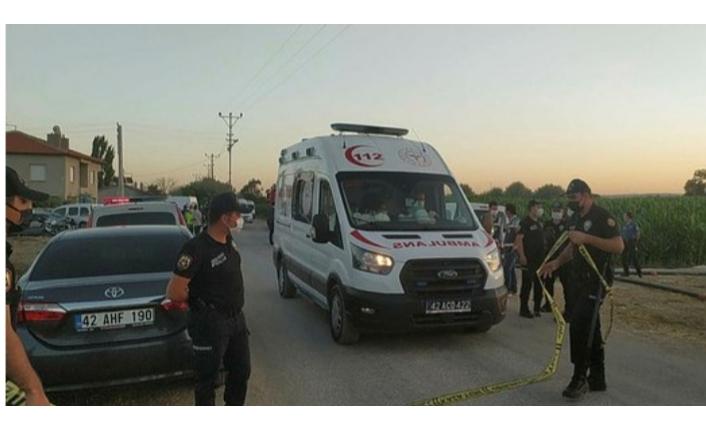 Bakan Soylu'dan, Konya'daki katliama dair açıklama...