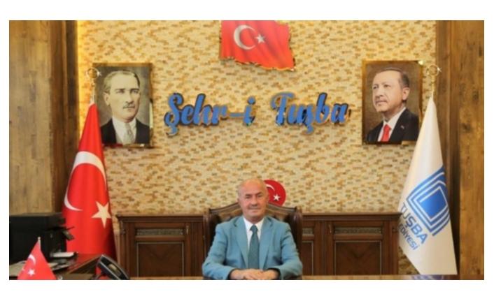 Başkan Akman'dan Basın Bayramı mesajı...