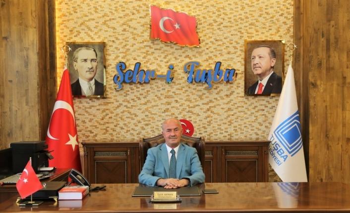 Başkan Akman: Vatanın istiklal ve istikbali hedef alındı