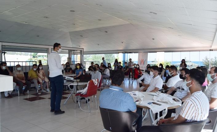 DAKA'nın girişimcilik kampları başladı