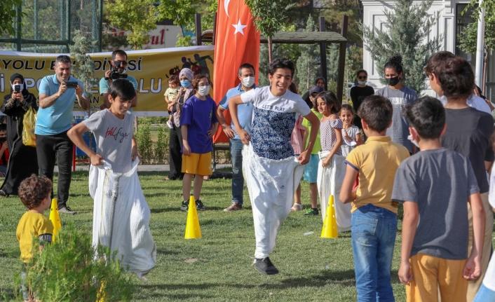 İpekyolu'nda spor şenlikleri başladı