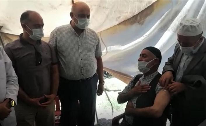 Kanaat önderi Haşemi: Her Müslüman aşısını yaptırmalıdır