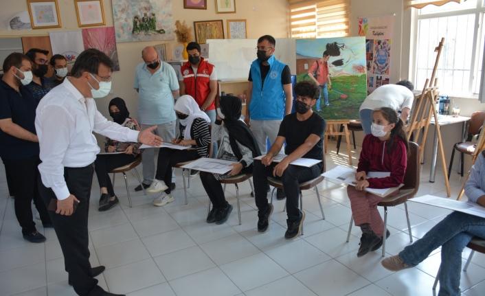 Türkmenoğlu: Gençler, geleceğimizin teminatıdır