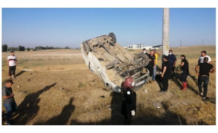 Tuşba'da trafik kazası: 4 yaralı...