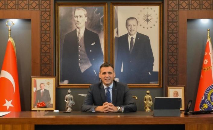 Van Emniyet Müdürü Aydın'dan, bayram mesajı...