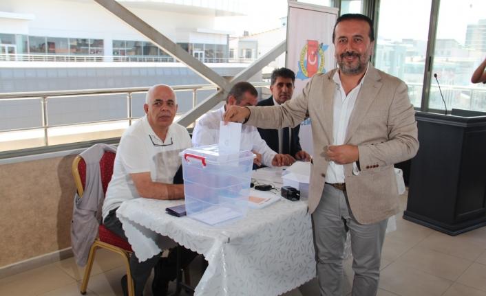 Vangölü Gazeteciler  Cemiyeti'nde görev dağılımı…