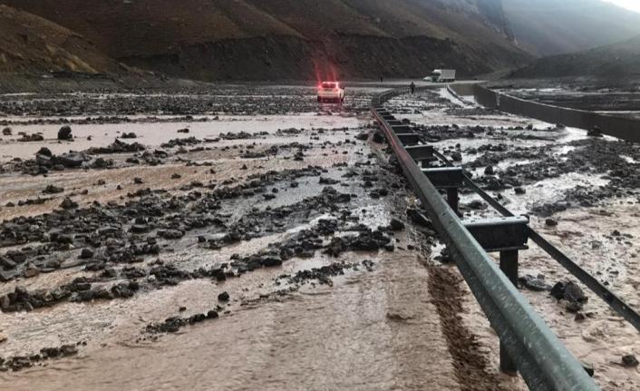 Van'ın 3 ilçesinde sel felaketi