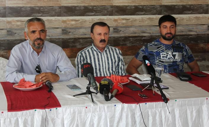Yenitürk: Vanspor'un kapanmaması için adayız