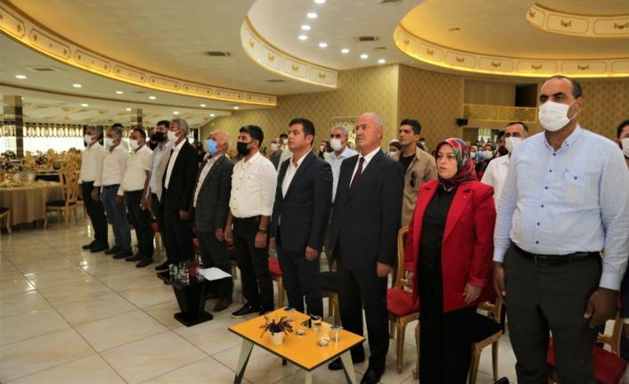 Başkan Akman, hedeflediği projeler hakkında bilgi verdi