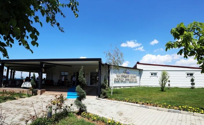 BELVAN, Kocaeli Dostluk Parkı'ndaki kafeyi kiraya verecek