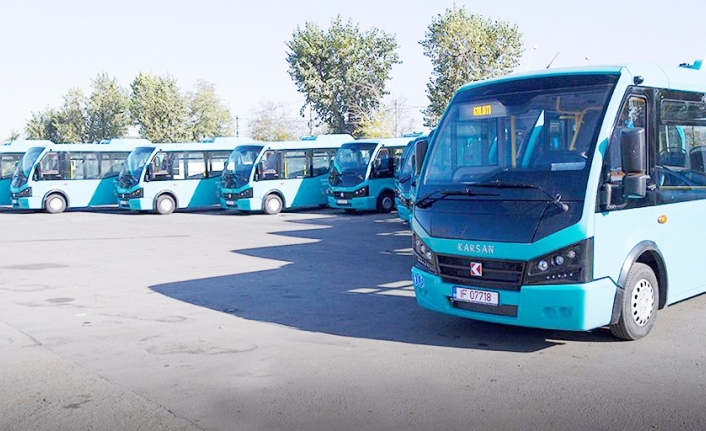 Büyükşehir 20 adet halk otobüsü için ihaleye çıkıyor