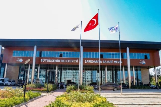 Büyükşehir, gaz ambarı idari bina yapacak