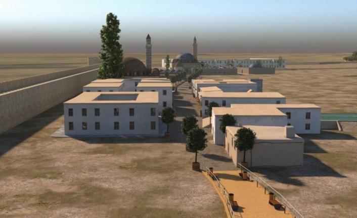 Eski Van şehri yeniden inşa edilecek