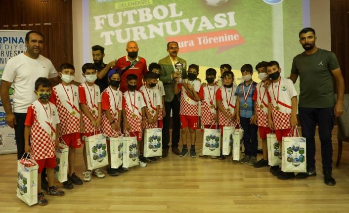 Gürpınar Belediyesi futbol turnuvası başlıyor