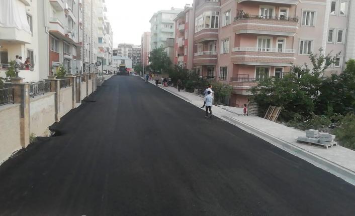 İpekyolu Belediyesi asfalt çalışmalarına hız verdi