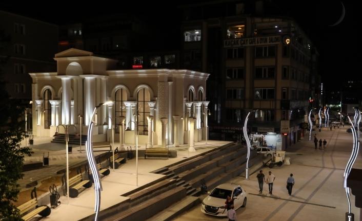 Sanat Galerisi ve Sanat Sokağı açılışa hazırlanıyor