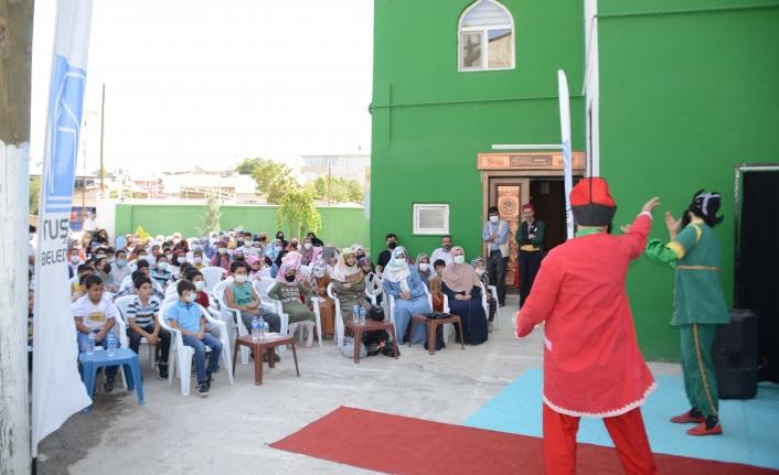 Tuşba'da yaz mevsimi Kur'an kursu öğrencilerine yönelik etkinlik