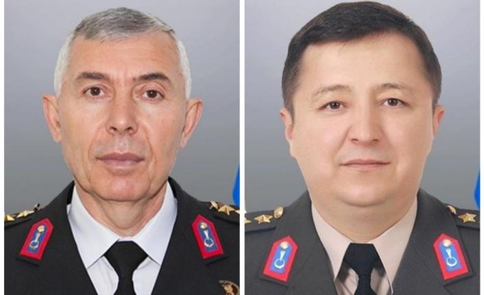 Yeni Van İl Jandarma Komutanı Tuğgeneral Bekmez...