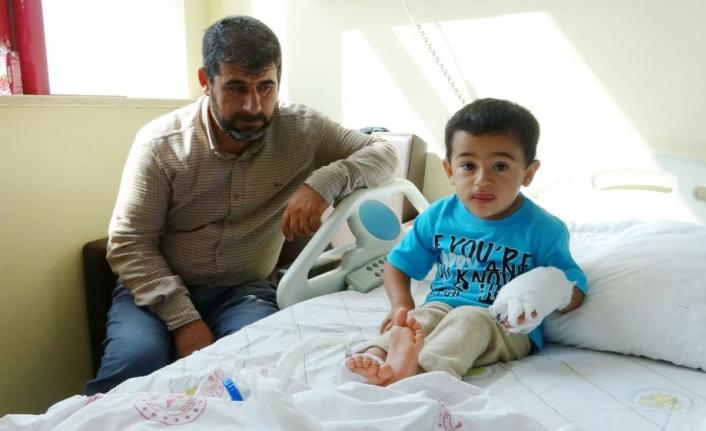 Vanlı Muhammed'in, Diyarbakır'daki tedavisi sürüyor
