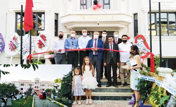 Yöntem Koleji Van'da hizmete açıldı