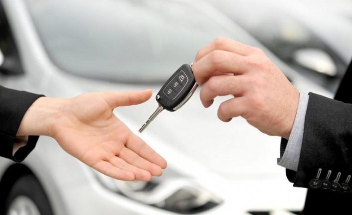 Araç kiralama hizmeti alınacak