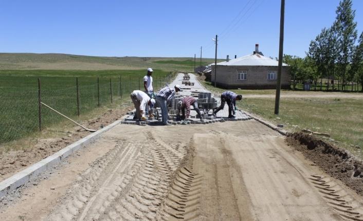 Erciş Belediyesi, karayolu işleri yapacak