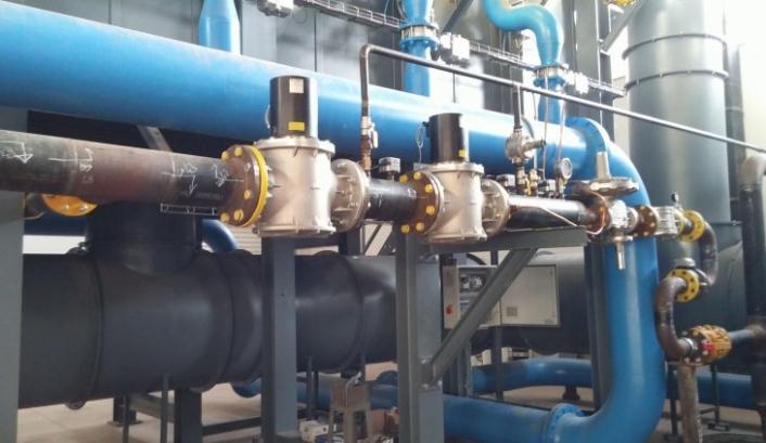 Erciş'te 3 okulda doğalgaz dönüşüm işi yapılacak
