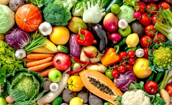 Meyve, sebze ve ekmek alınacak