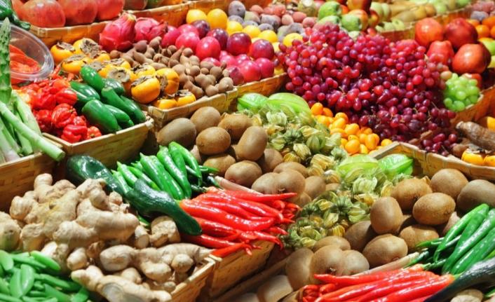 Sebze ve meyve alımı yapılacak