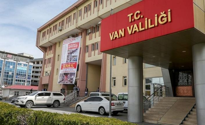 Van'da eylem ve etkinliklerin yasak süresi uzatıldı