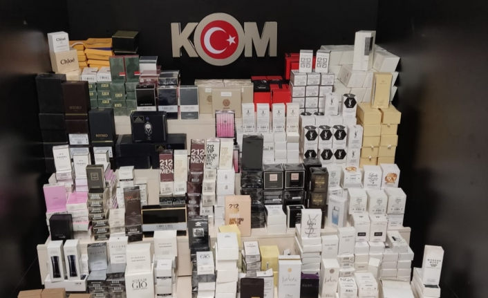 Van'da çok sayıda kaçak ürün ele geçirildi
